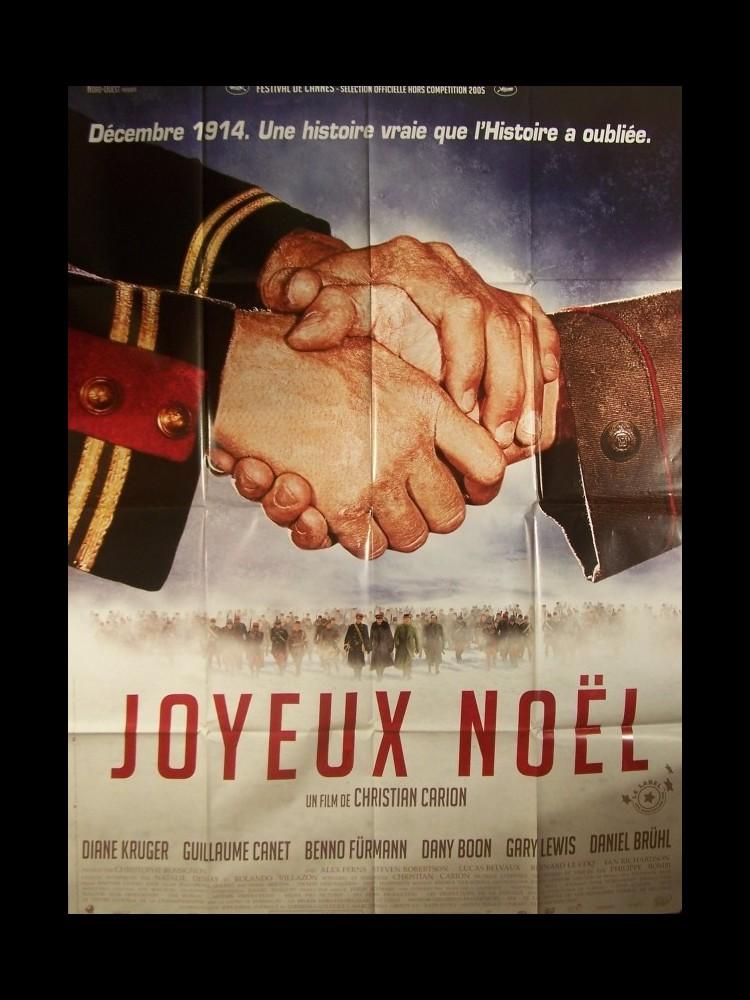 Film Joyeux Noel De Christian Carion.Affiche Du Film Joyeux Noel