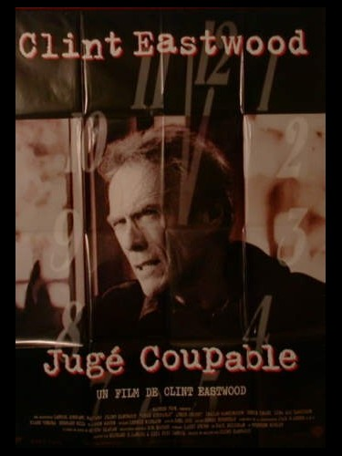 Affiche du film JUGE COUPABLE - TRUE CRIME