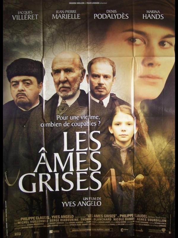 Affiche du film AMES GRISES (LES)