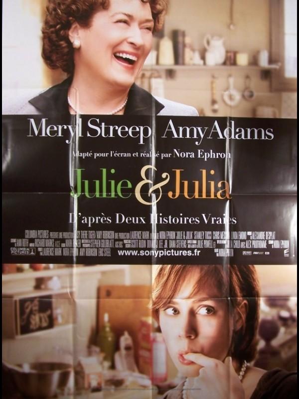 Affiche du film JULIE ET JULIA