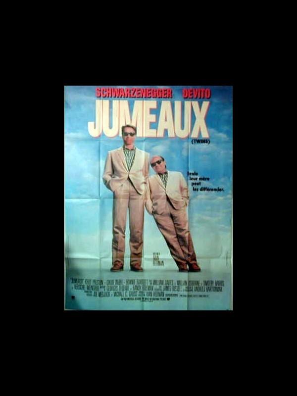 Affiche du film JUMEAUX