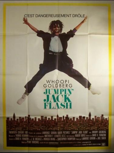 Affiche du film JUMPING JACK FLASH