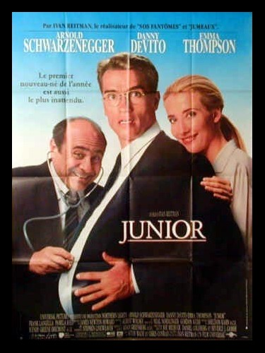 Affiche du film JUNIOR