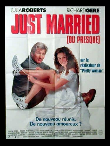 Affiche du film JUST MARRIED