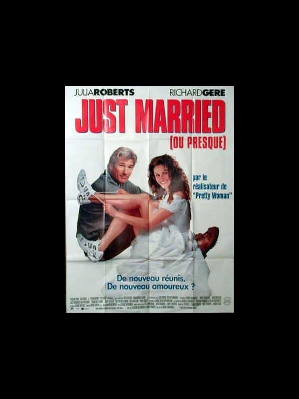 Affiche du film JUST MARRIED