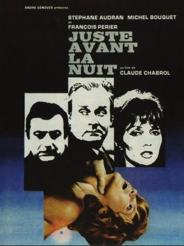 Affiche du film JUSTE AVANT LA NUIT