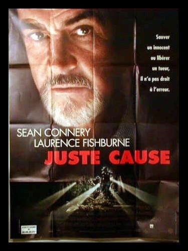 Affiche du film JUSTE CAUSE - JUST CAUSE