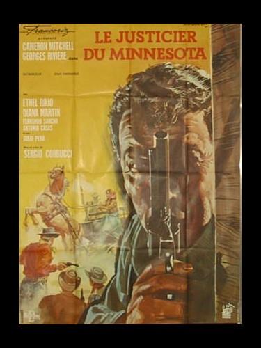 Affiche du film JUSTICIER DU MINESOTA (LE)