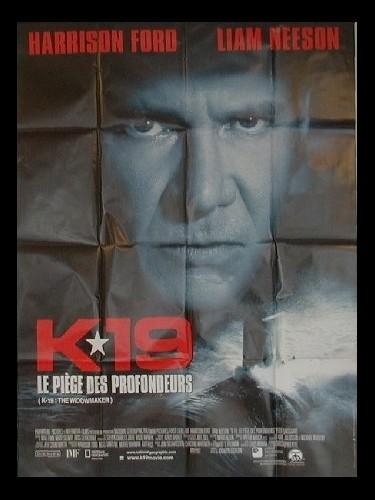 Affiche du film K-19 : LE PIÈGE DES PROFONDEURS - K-19 :THE WIDOWMAKER
