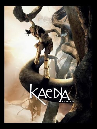 Affiche du film KAENA, LA PROPHETIE