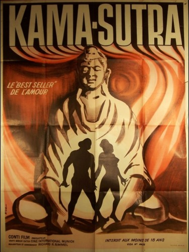 Affiche du film KAMA-SUTRA - VOLLENDUNG DER LIEBE