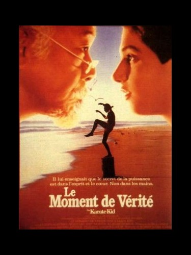 KARATE KID 2 : LE MOMENT DE VÉRITÉ - THE KARATE KID 2