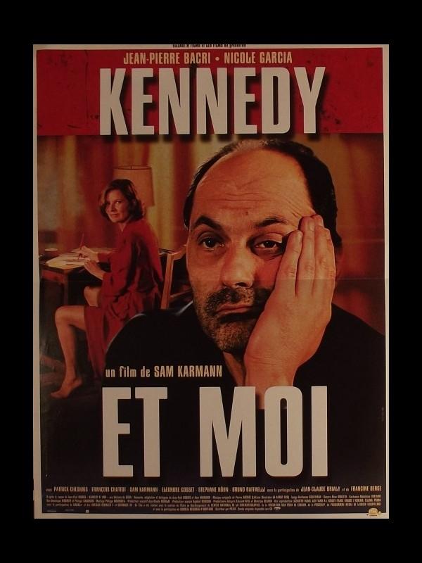 Affiche du film KENNEDY ET MOI - KENNEDY AND I