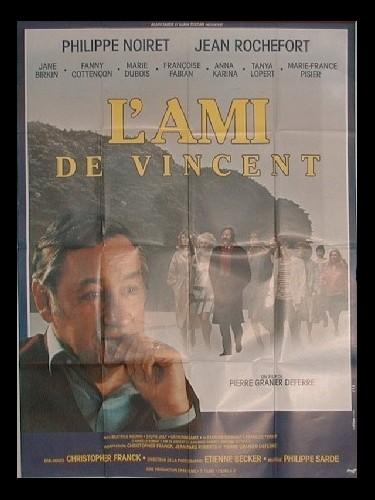 Affiche du film AMI DE VINCENT (L') - L'AMI DE VINCENT