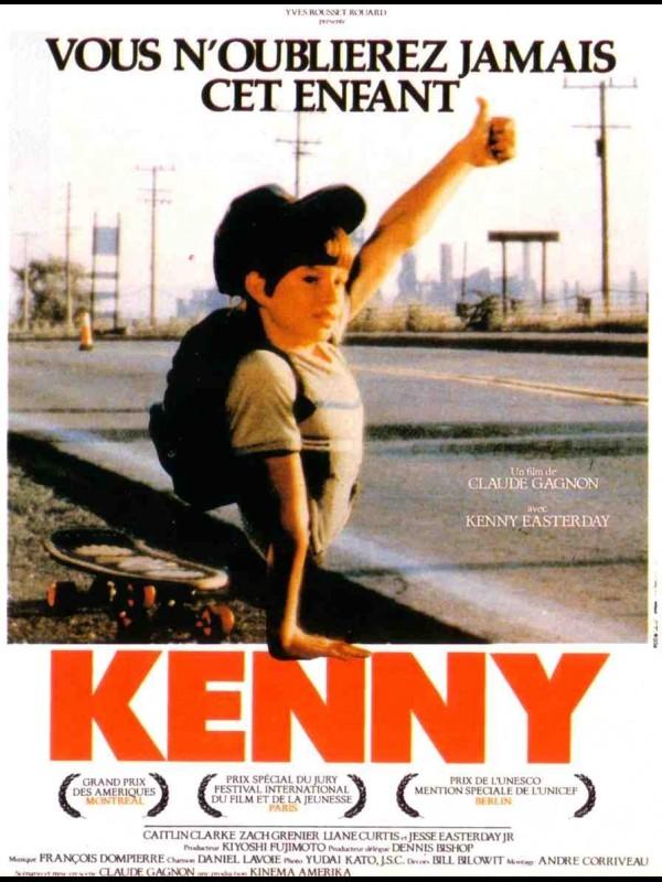 Affiche du film KENNY - KENNY