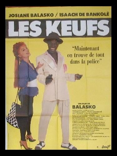 Affiche du film KEUFS (LES)