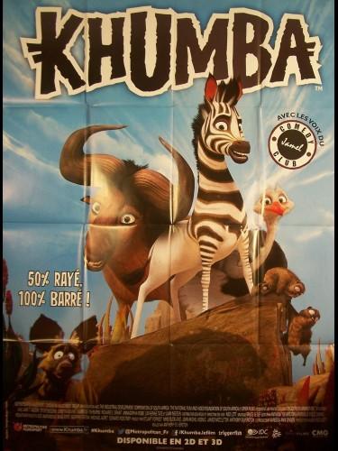 Affiche du film KHUMBA