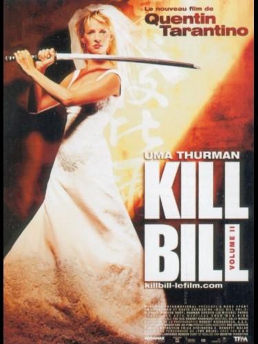 Affiche du film KILL BILL 2