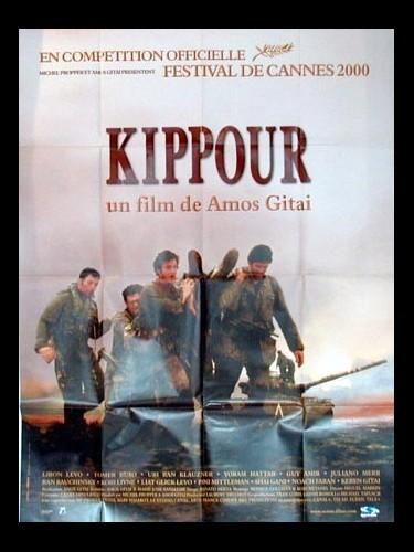 Affiche du film KIPPOUR
