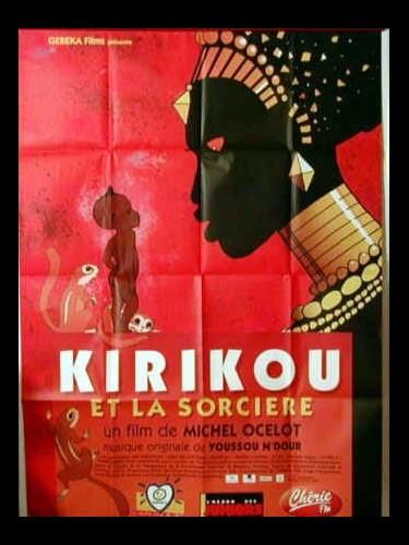 Affiche du film KIRIKOU