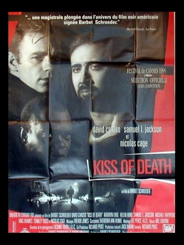 Affiche du film KISS OF DEATH