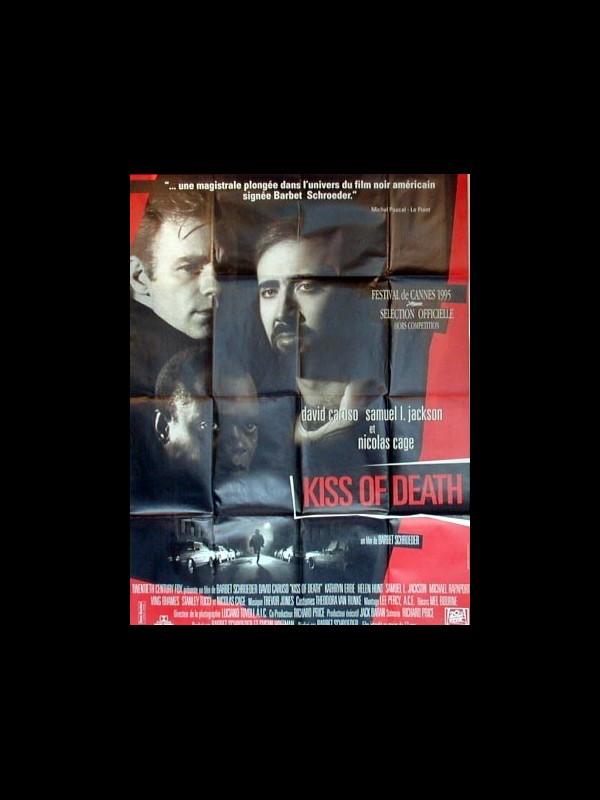 Affiche du film KISS OF DEATH