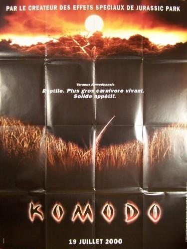 Affiche du film KOMODO
