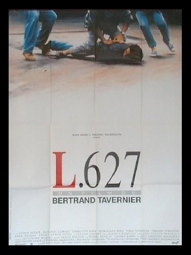 Affiche du film L.627