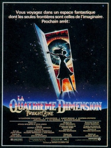 Affiche du film LA 4EME DIMENSION