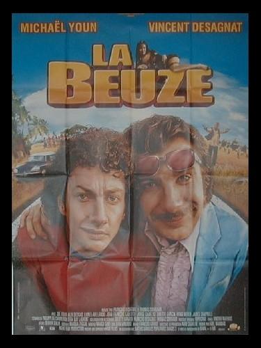 Affiche du film LA BEUZE