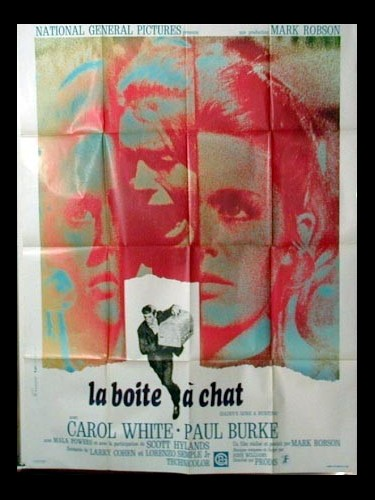 Affiche du film LA BOITE A CHAT - DADDY'S GONE A-HUNTING