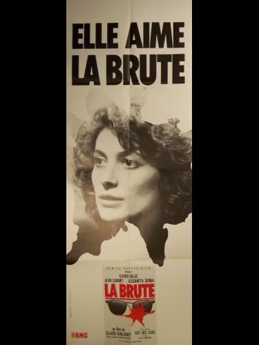 Affiche du film LA BRUTE-ELLE AIME