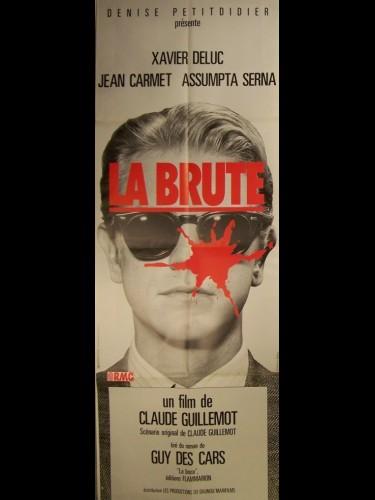 Affiche du film LA BRUTE-LA BRUTE