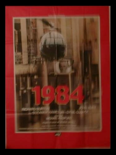 Affiche du film 1984 - 1984