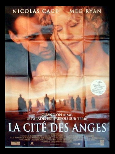 Affiche du film LA CITE DES ANGES