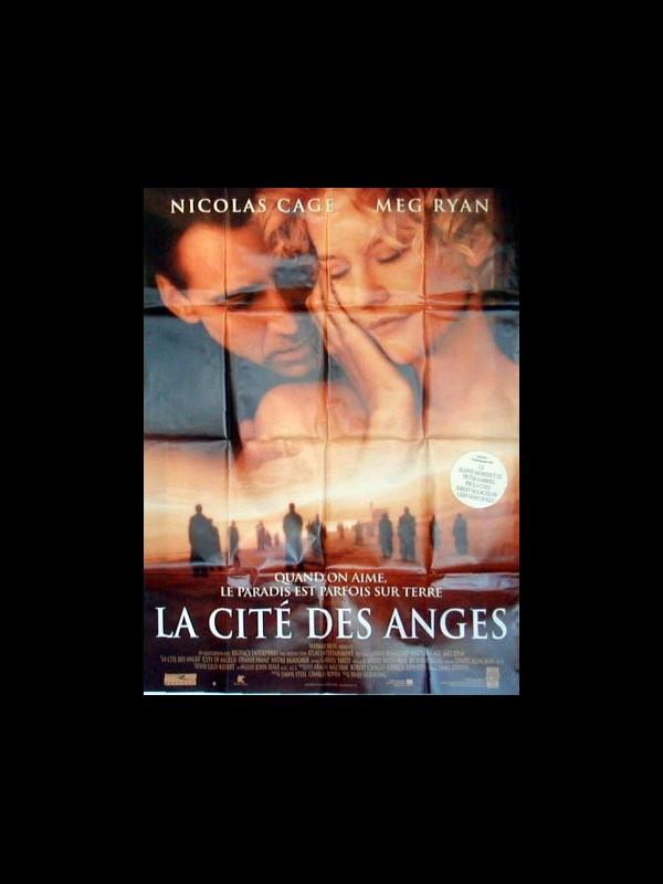 Affiche du film LA CITE DES ANGES