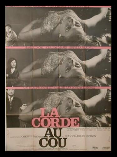 Affiche du film LA CORDE AU COU