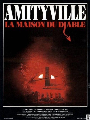 AMITYVILLE - THE AMITYVILLE HORROR