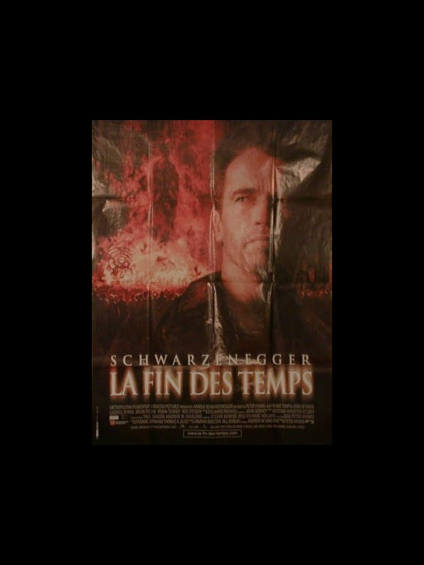 Affiche du film LA FIN DES TEMPS - END OF DAYS