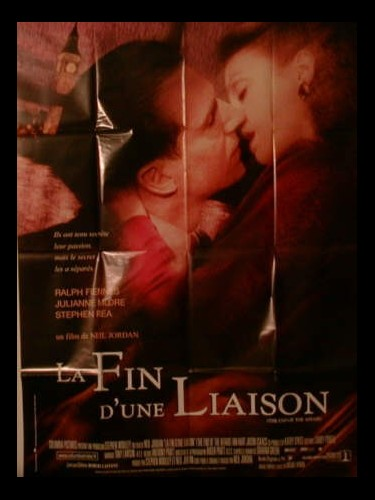 Affiche du film LA FIN D'UNE LIAISON - END OF THE AFFAIR (THE)