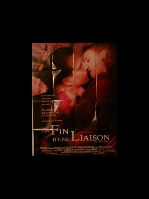 Affiche du film LA FIN D'UNE LIAISON - END OF THE AFFAIR (THE)