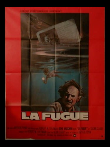 Affiche du film LA FUGUE - NIGHT MOVES