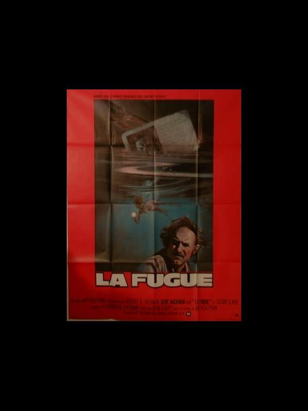 Affiche du film LA FUGUE - NIGHT MOVES