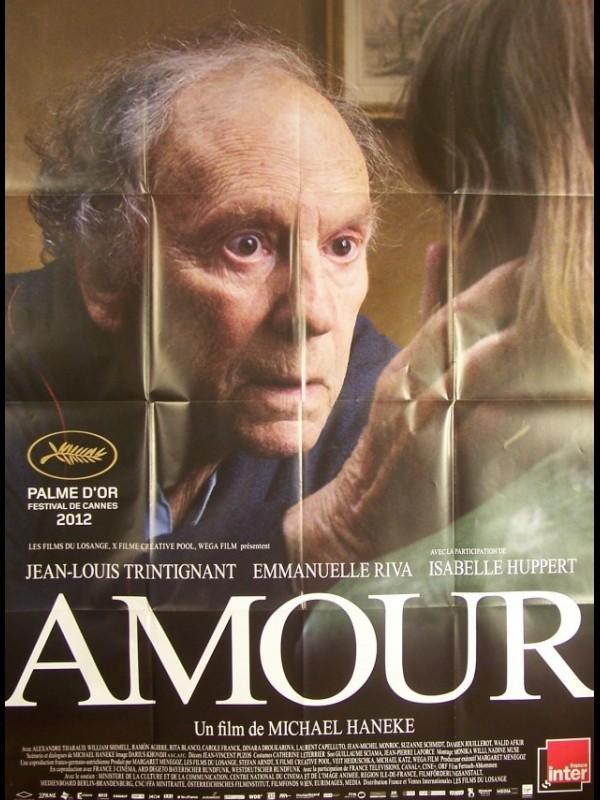 Affiche du film AMOUR