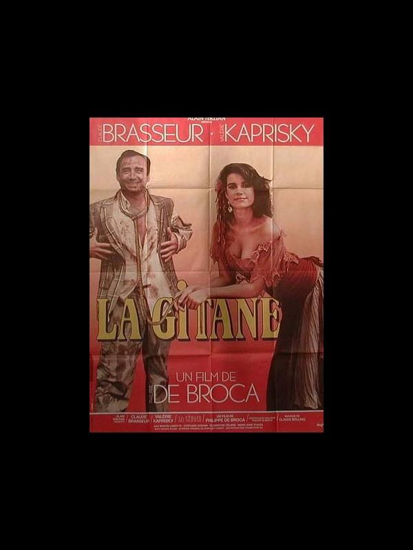 Affiche du film LA GITANE