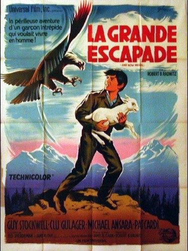 Affiche du film LA GRANDE ESCAPADE - AND NOW MIGUEL