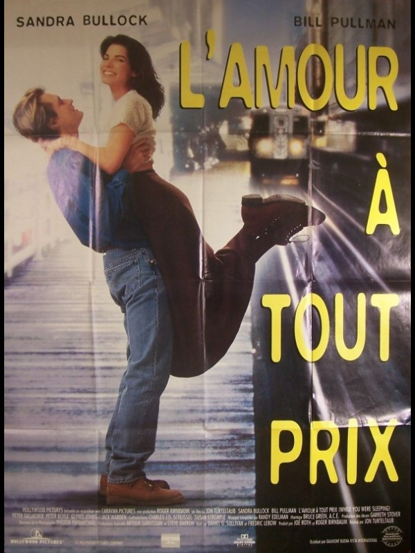 Affiche du film AMOUR A TOUT PRIX (L')