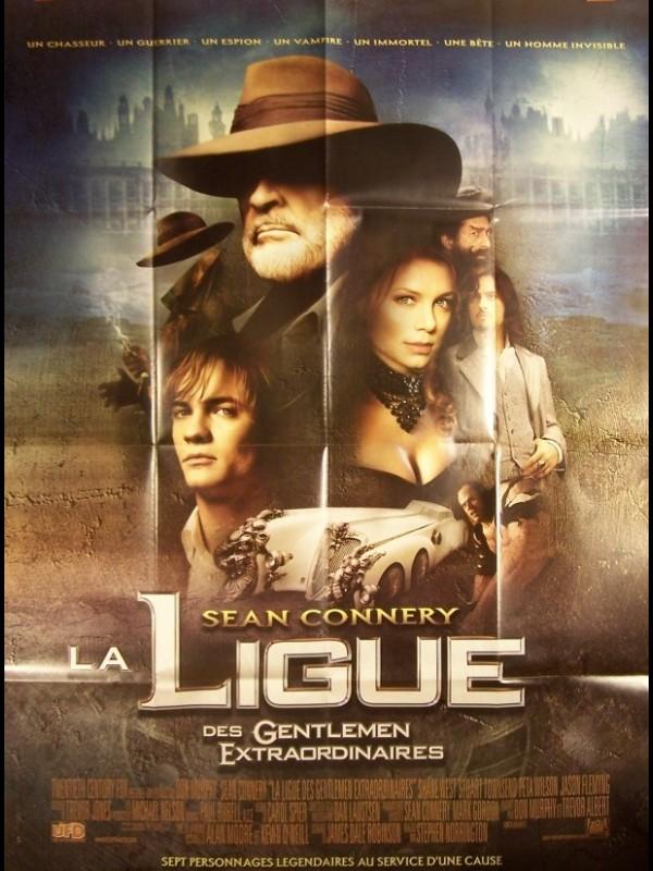 Affiche du film LA LIGUE DES GENTLEMEN EXTRAORDINAIRES - THE LEAGUE OF EXTRAORDINARY GENTLEMEN