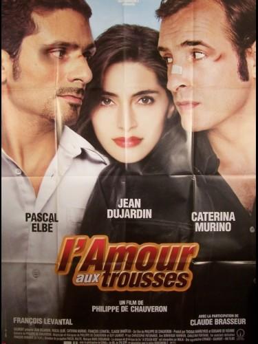 Affiche du film AMOUR AUX TROUSSES (L')