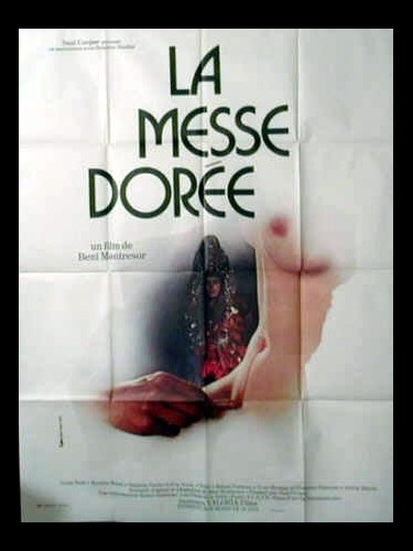 Affiche du film LA MESSE DOREE